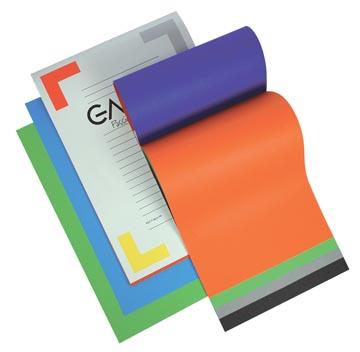 Papier à dessin coloré