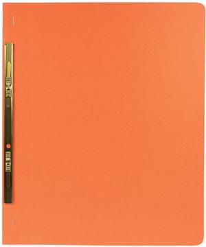 Esselte chemise à glissière orange