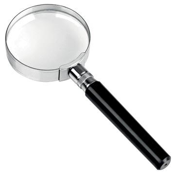 Wonday loupe diamètre: 90 mm, grossit 3,5 fois, sous blister