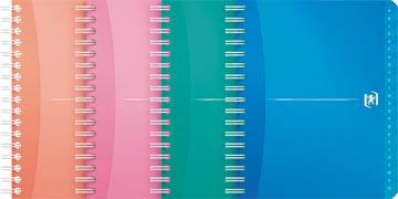 Oxford OFFICE MyColour addressbook, 160 pages, ft 12 x 14,8 cm