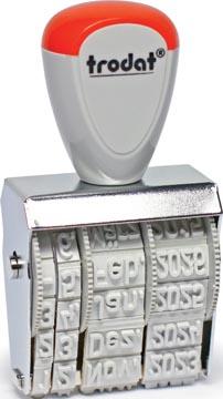 Trodat tampon dateur Classic Line 5 mm, français