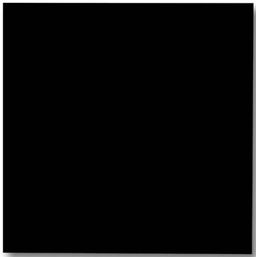 Naga tableau verre magnétique noir