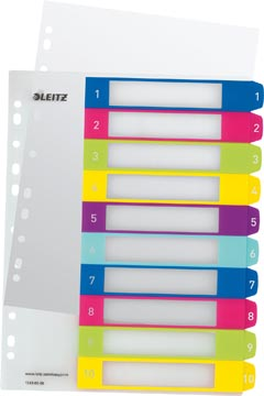 Leitz WOW intercalaires imprimables