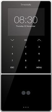 Safescan TimeMoto TM-838 SC le système de pointage avec MIFARE, RFID et reconnaissance faciale