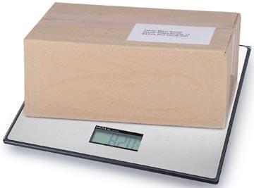 Maul pèse-colis MAULglobal, pèse jusqu'à 25 kg, intervalle de poids de 20 g