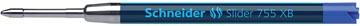 Schneider Recharge Slider 755 XB bleu