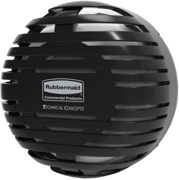 Rubbermaid distributeur de désodorisant TCELL 2.0, noir