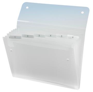 Rexel trieur Ice 6 compartiments