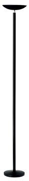 Unilux lampadaire Dely, lampe LED, noir
