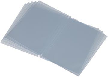 Securit pochettes pour des menus ft A4, set de 10 pièces