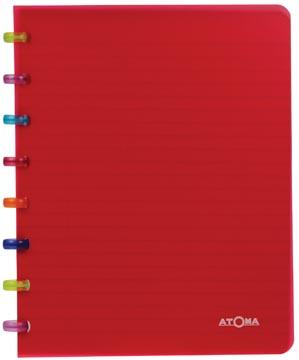 Atoma cahier Tutti Fruit Rings, ft 16,5 x 21 cm, ligné