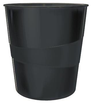 Leitz Recycle corbeille à papier, noir