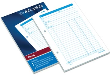 Atlanta by Jalema bloc-notes, ft A6