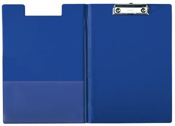 Esselte plaque à pince pour ft A4 PP, bleu