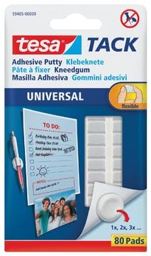 Tesa pastille adhésive Tack, blister de 80 pièces