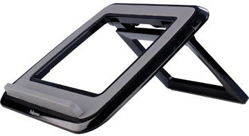 Fellowes I-Spire support pour ordinateur portable Quick Lift, noir