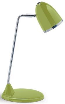 Maul lampe de bureau MAULstarlet, lampe économique, vert