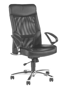 Topstar fauteuil de direction Airway, noir