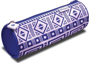 Pergamy Ethnic trousse, bleu