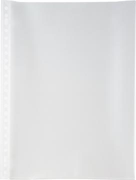 Pergamy pochette perforée, A4, perforation 23 trous, PP lisse de 90 mciron, boîte de 100 pièces