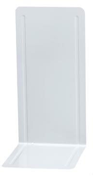 Maul serre-livres ft 12 x 24 x 14 cm, blanc