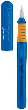 Pelikan Stylo plume Pelikano Junior pour droitiers, bleu