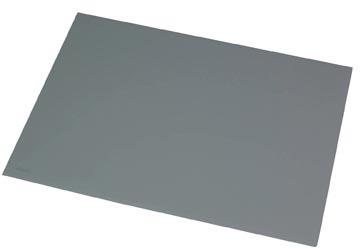 Rillstab sous-main ft 52 x 65 cm, gris