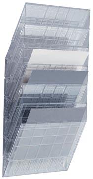 Durable Flexiboxx 6 A4 Landscape transparent