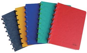 Atoma cahier de coupe, ft 16,5 x 21 cm, 144 pages, ligné