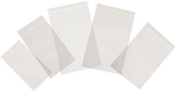 Tenza sachets transparents, ft 160 x 220 mm, paquet de 100 pièces