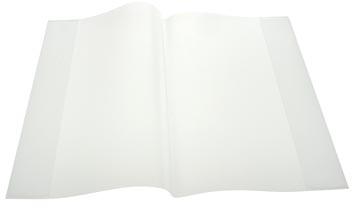 Protège-cahiers cristal, 180 microns