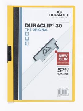 Durable chemise à pince Duraclip Original 30 jaune