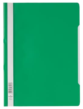 Durable farde à devis, ft A4, vert