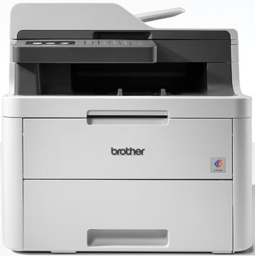 Brother imprimante couleur à LED 3-in-1 DCP-L3550CDW