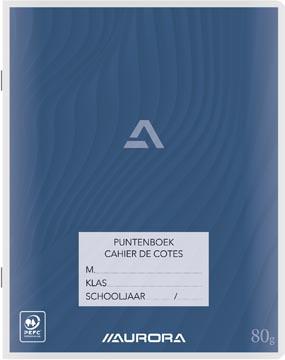 Aurora cahier de cotes ft 16,5 x 21 cm (format cahier)