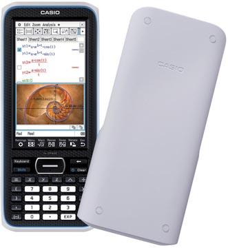 Casio calculatrice graphique FX-CP400+E