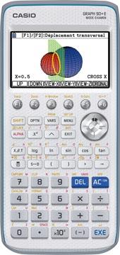 Casio calculatrice graphique Graph 90+E