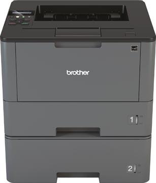Brother imprimante laser professionnelle noir-blanc HL-L5100