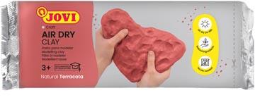 Jovi pâte à modeler terracotta, paquet de 1 kg