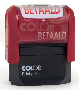 Colop cachet à formules Printer texte: BETAALD