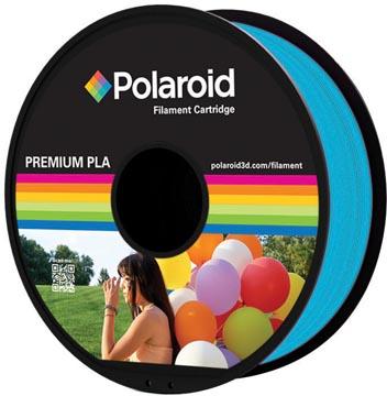 Polaroid 3D Universal Premium PLA filament, 1 kg, bleu clair