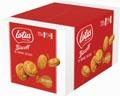 Lotus Biscoff speculoos fourrés, boîte de 120 pièces avec 1 biscuit, 10 g, crème au speculoos