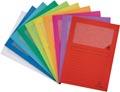 Exacompta l-map Forever, pour ft A4, paquet de 25 pièces, couleurs assorties